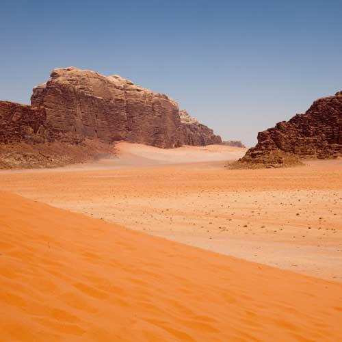 petra wadi ram