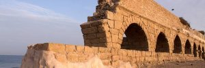 private tour aqueduct caesarea