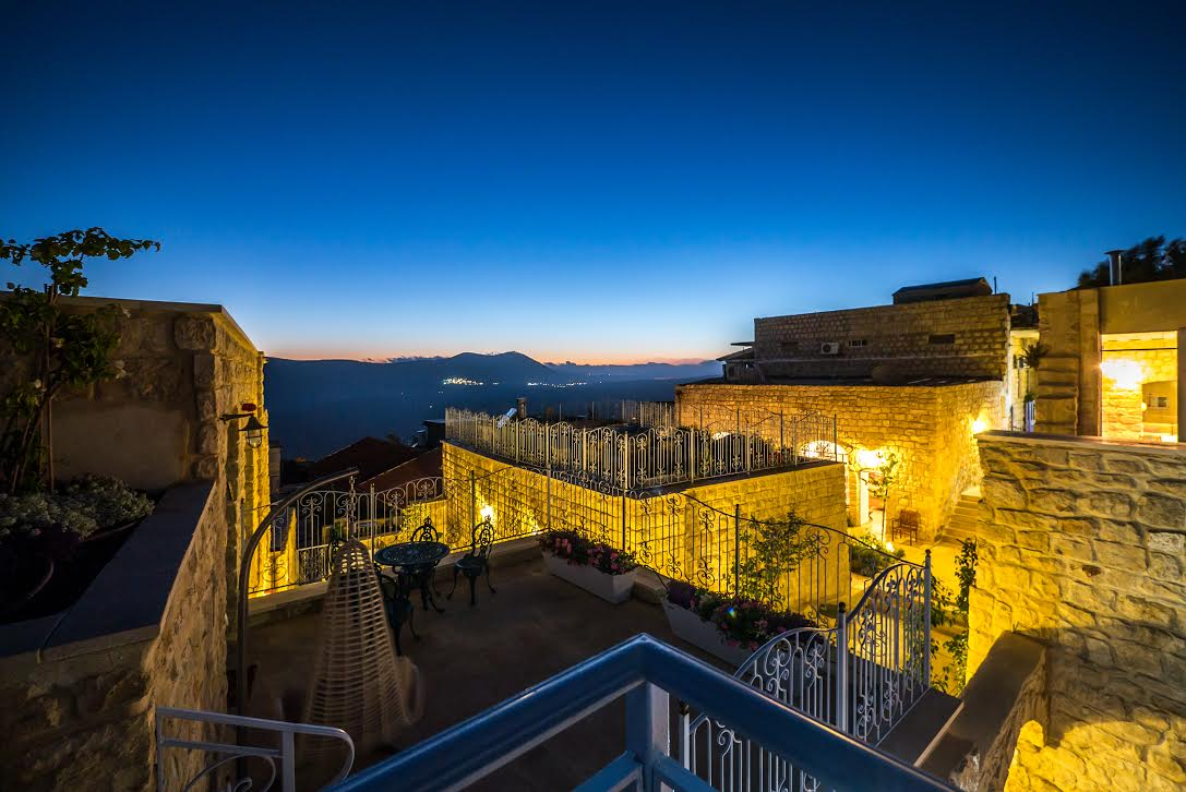 Boutique Hotel in tzfat