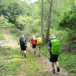 Yam le Yam Amating Hiking in Israel
