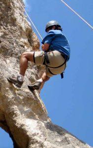 rock climbing israel yonim