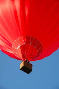 hot air baloon tour