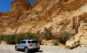 Jeeping Tour Desert