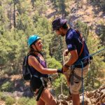 Rappelling Into The Unknown