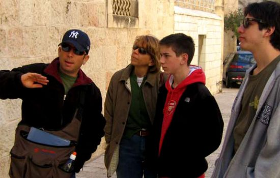 Israel Tour Guides wine tours